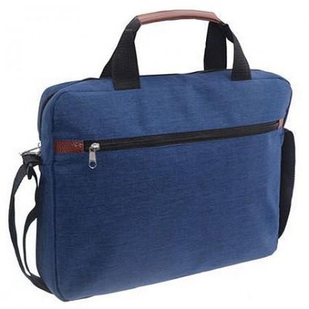 Geanta laptop Mood Target albastra