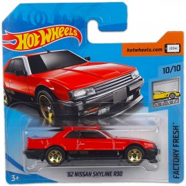 Masinuta 82' Nissan Skyline R30 1/64 Hot Wheels