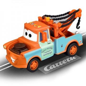 Masinuta Bucsa colorat Carrera Disney Cars 3