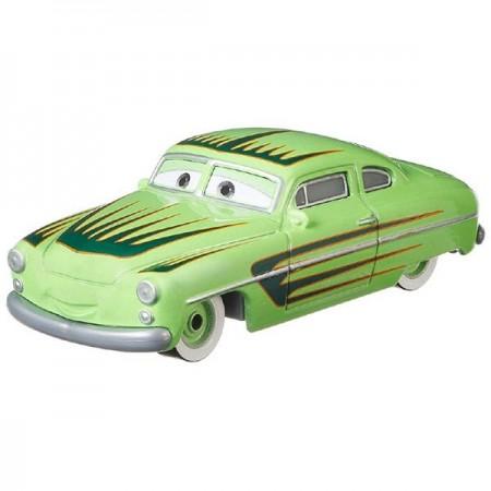 Masinuta metalica Edwin Kranks Disney Cars 3