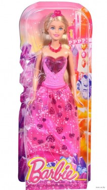 Poze Papusa Barbie Princess Gem