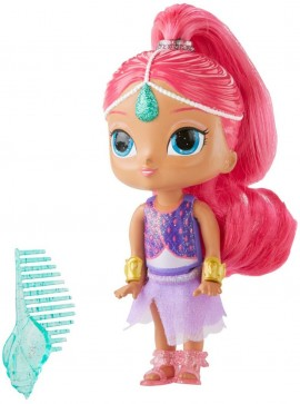 Poze Papusa Shimmer in costum de baie Shimmer and Shine