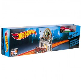 Pista Lansator Robo Wrecker Hot Wheels