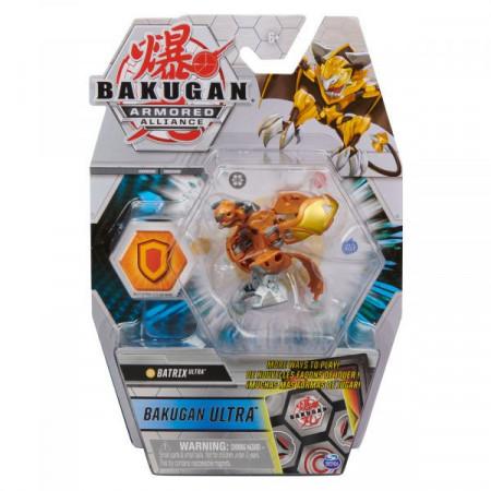 Set Bakugan Armored Alliance figurina Batrix Ultra auriu