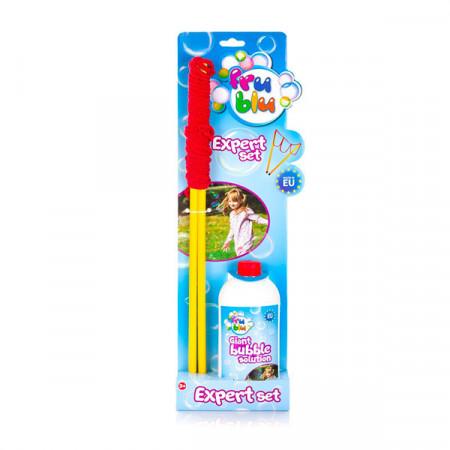 Set baloane de sapun cu accesoriu Fru Blu