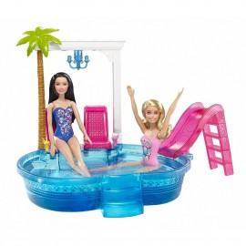 Set de Joaca Piscina lui Barbie