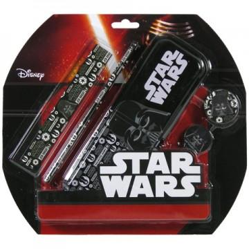 Set de papetarie cu 5 instrumente Star Wars