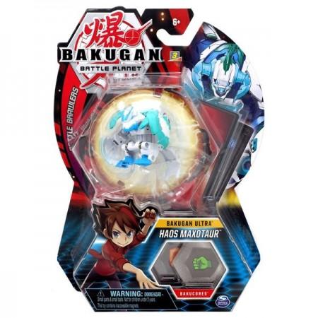 Set Bakugan Ultra figurina Haos Maxotaur