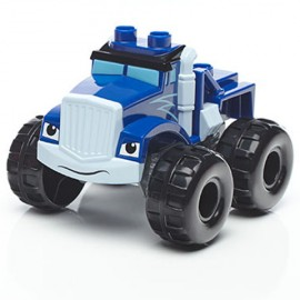 Poze Blaze Si Camionul Construibil Mega Bloks - Blaze and the Monster Machines