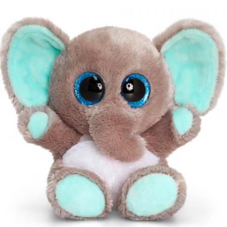 Figurina de plus Animotsu Elefantelul Fabi 15 cm