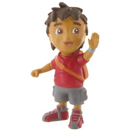 Figurina Diego - Dora the Explorer Nick Jr.