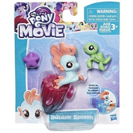 Figurina Sirena Baby Bubble Splash My Little Pony:Filmul