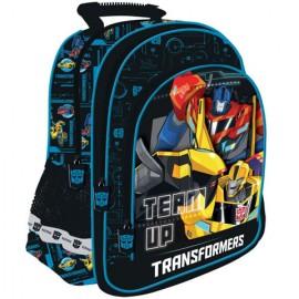 Ghiozdan Ergonomic Transformers Team up