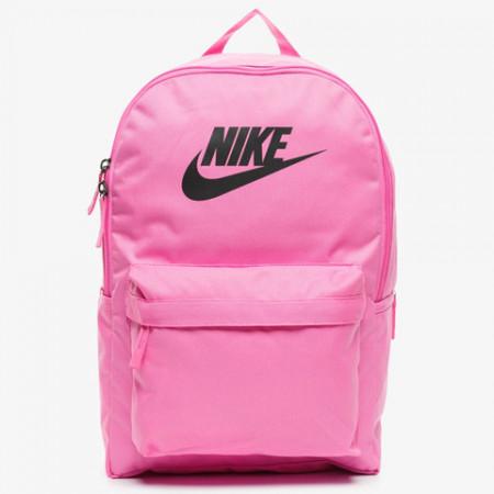 Ghiozdan rucsac Nike Heritage roz, cu 2 buzunare