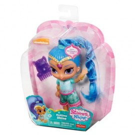 Poze Papusa Shine in Pijamale : Shimmer and Shine