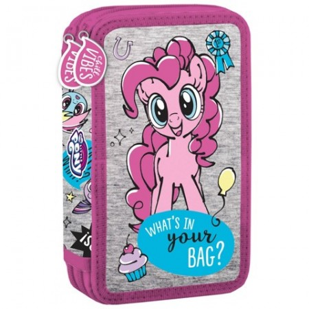 Penar echipat cu 2 compartimente My Little Pony
