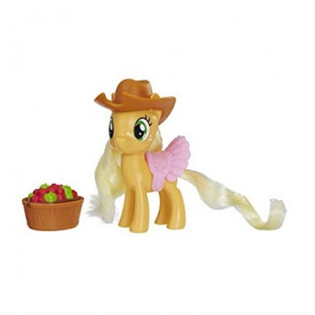 Set Figurina Applejack la Scoala Prieteniei Friendship is Magic My Little Pony