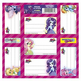 Poze Etichete My Little Pony Equestria Girls