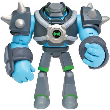 Figurina articulata BEN 10 Shock Rock Omni-Kix Armor