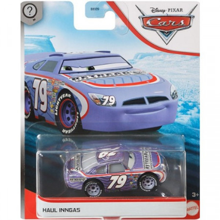 Masinuta metalica Haul Inngas Disney Cars