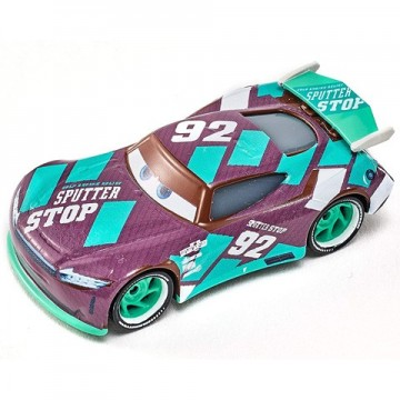 Masinuta metalica Sheldon Shifter Disney Cars 3