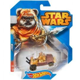Masinuta Wicket 1/64 Hot Wheels Star Wars
