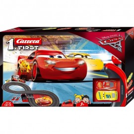 Poze Pista circuit 2,4 m Cars 3 Carrera First