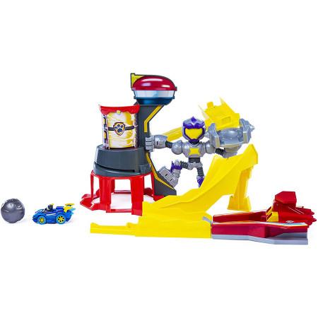 Set de joaca Chase si Pista Meteor Paw Patrol - Patrula Catelusilor