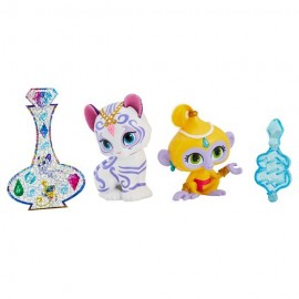 Poze Set Figurine Tala si Nahal:Shimmer and Shine