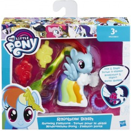 Poze Set My Little Pony Runway Fashions - Rainbow Dash