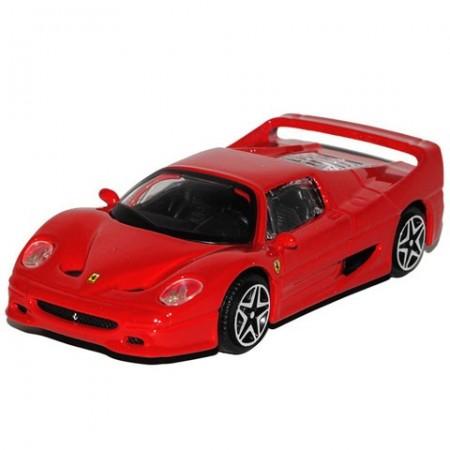 Masinuta Ferrari F50 Rosu 1/43 Bburago