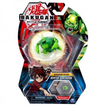 Set Bakugan Ultra figurina Ventus Gorthion