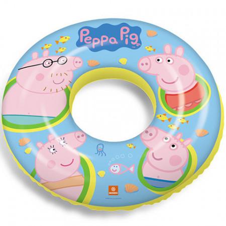 Colac gonflabil Peppa Pig 50 cm