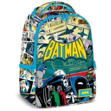 Ghiozdan ergonomic de scoala 44 cm Batman