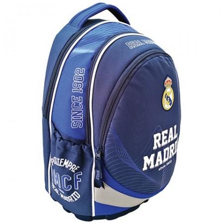 Ghiozdan rucsac ergonomic F.C. Real Madrid, 43 cm