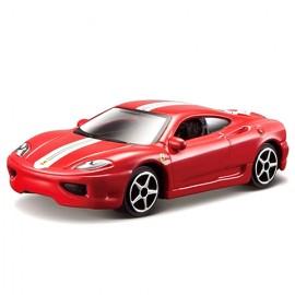 Masinuta Ferrari Challenge Stradale 1/64 Bburago
