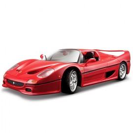 Masinuta Ferrari F50 rosu 1/18 Bburago