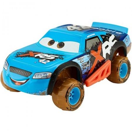 Masinuta metalica Cal Weathers Mud Racing XRS Disney Cars 3
