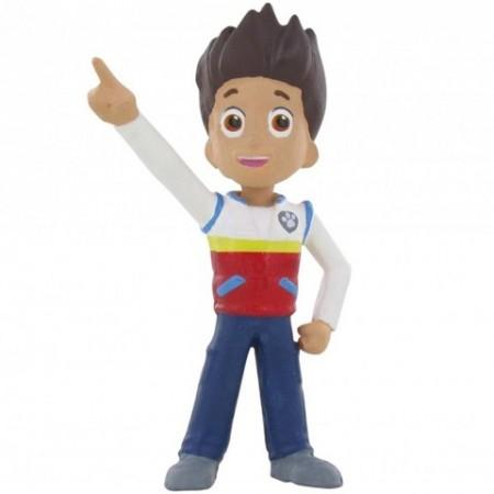 Mini Figurina Ryder Patrula Catelusilor 6 cm