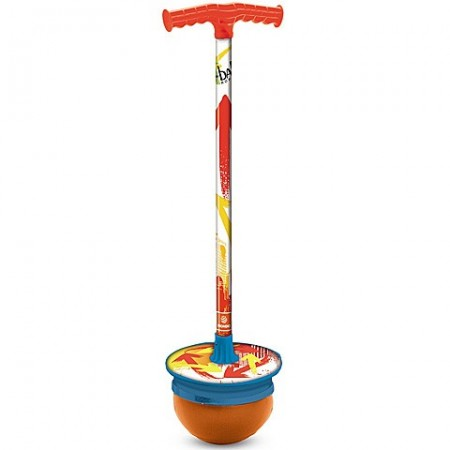 Pogo Stick T-Ball Colorat