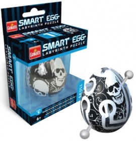 Poze Puzzle Labirint Skull Smart Egg