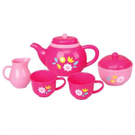 Set 5 jucarii pentru baie Petrecerea cu ceai
