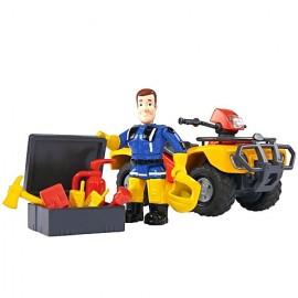 Set de joaca ATV-ul Mercury al Pompierului Sam