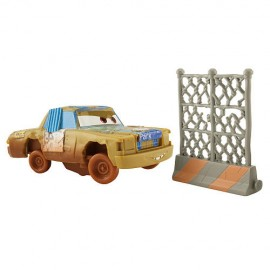 Poze Set de masinute T-Bone si Jimbo Crazy 8 Crashers Cars 3
