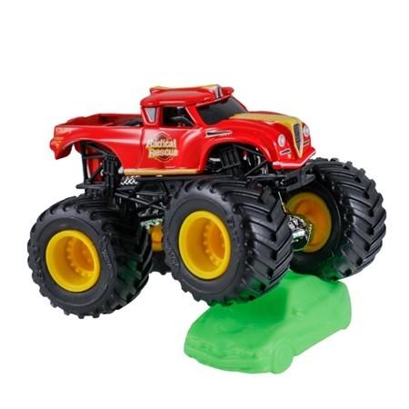 Masinuta Radical Rescue 1/64 Hot Wheels Monster Jam