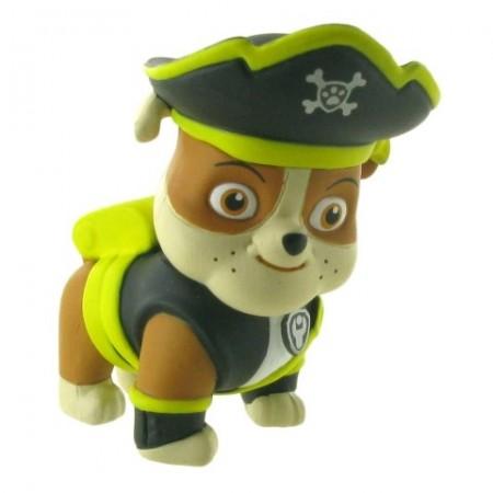Mini Figurina Rubble pirat Patrula Catelusilor 7 cm