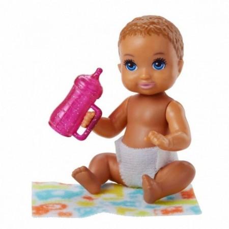 Barbie Skipper: Papusa bebelus saten