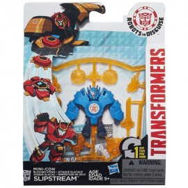 Poze Figurina Robot Mini-Con Blizzard Strike Slipstream Transformers Robots in Disguise
