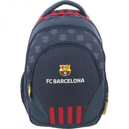 Ghiozdan rucsac de scoala F.C. Barcelona, 45 cm