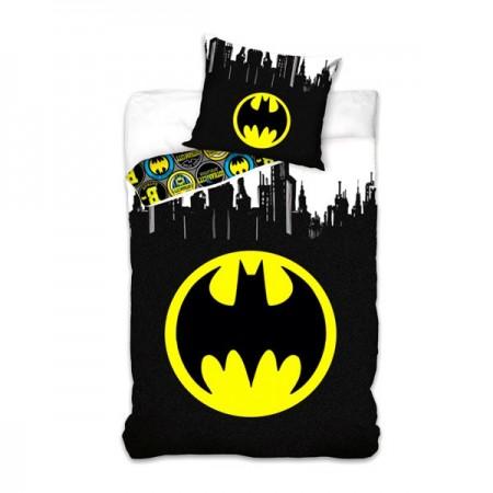 Lenjerie de pat din 2 piese Batman 140x200 cm